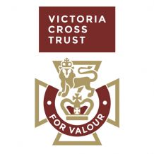 4 x Victoria Cross Trust Stickers